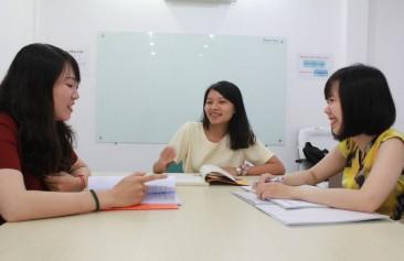 Tuyển giáo viên tiếng Việt toàn thời gian