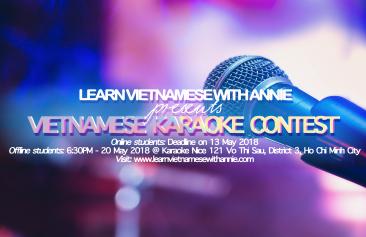 Vietnamese Karaoke Contest