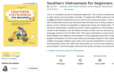 Looking for the best textbook to learn Vietnamese?